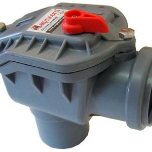 Обратный клапан для канализации ПВХ